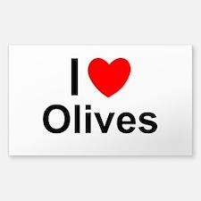 Olives Sticker (Rectangle)