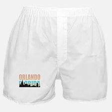 Orlando Florida Boxer Shorts
