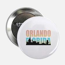 """Orlando Florida 2.25"""" Button"""