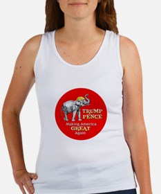 Funny Inauguration party Women's Tank Top