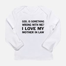 mother in law Long Sleeve T-Shirt