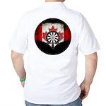 Darts Canada Golf Shirt