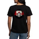 Darts Canada Women's Dark T-Shirt