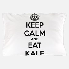 KEEP CALM AND EAT KALE Pillow Case
