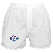Blast Off with Corey Boxer Shorts