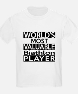 Most Valuable Biathlon Player T-Shirt