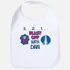 Blast Off with Dan Bib