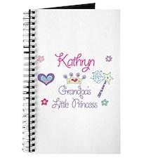 Kathryn - Grandpa's Little Pr Journal