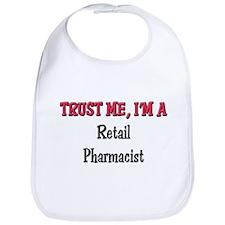 Trust Me I'm a Retail Pharmacist Bib