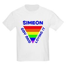 Simeon Gay Pride (#005) T-Shirt