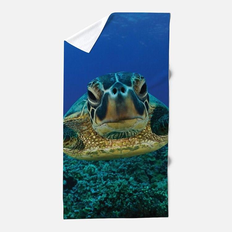 Sea Turtle Beach Towels Pool Towels Kids Beach Towel