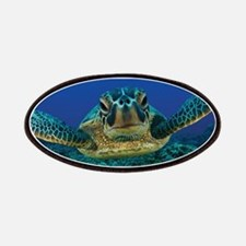 Turtle Swimming Patch