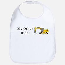 Hoe My Other Ride Bib