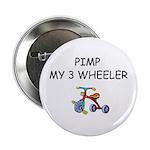 PIMP MY 3 WHEELER Button