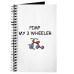PIMP MY 3 WHEELER Journal