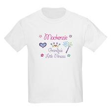 Mackenzie - Grandpa's Little  T-Shirt