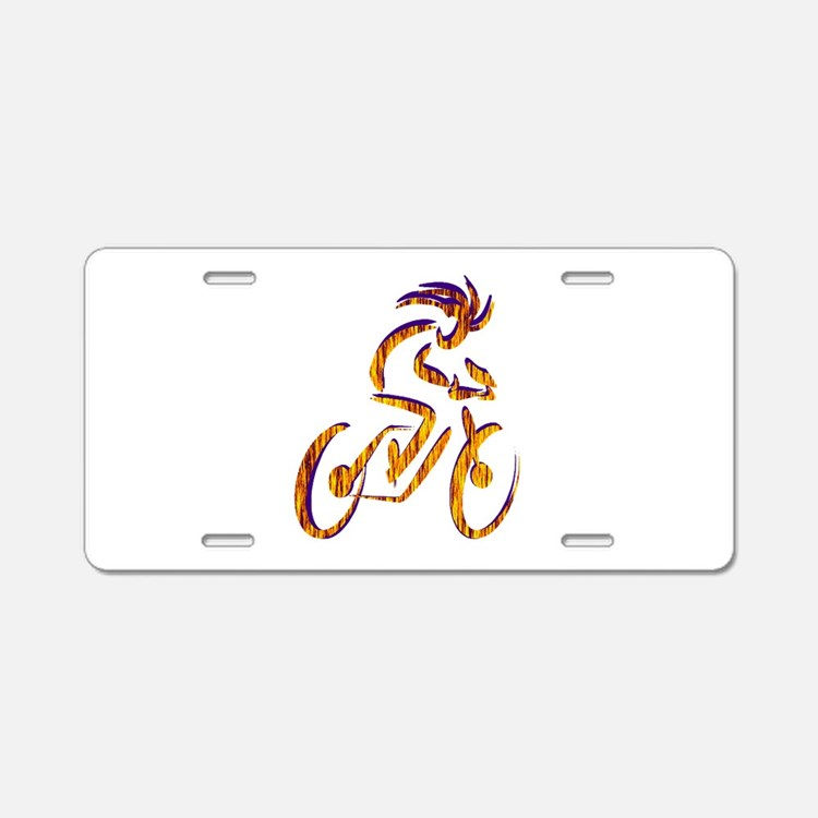 RIDE Aluminum License Plate