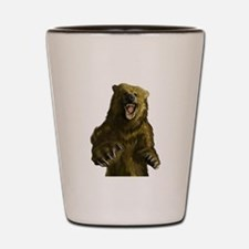 GROWL Shot Glass