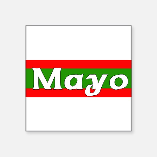 mayobumper Sticker