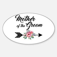 Mother of the Groom Decal