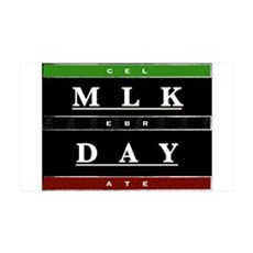 MLK Day Wall Decal