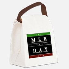 MLK Day Canvas Lunch Bag