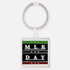 MLK Day Keychains