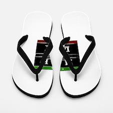 MLK Day Flip Flops