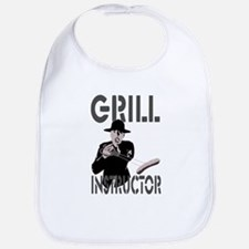 Barbecue Baby Bib
