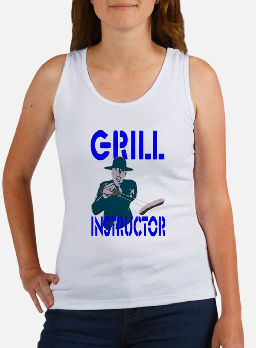 Barbecue Tank Top