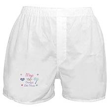 Maya - Grandpa's Little Princ Boxer Shorts