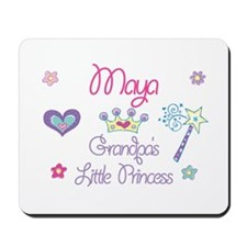 Maya - Grandpa's Little Princ Mousepad