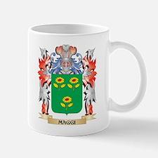 Maggi Coat of Arms - Family Crest Mugs