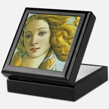 Venus * Sandro Botticelli Keepsake Box
