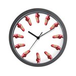 Clock 14.25 x 14.25.png Wall Clock