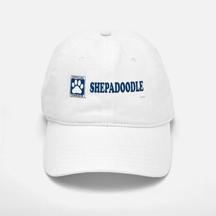 SHEPADOODLE Baseball Baseball Cap