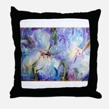 Magnolias! Floral art! Throw Pillow