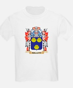 Mallett Coat of Arms - Family Crest T-Shirt