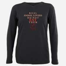 'Real Animal Lovers' T-Shirt