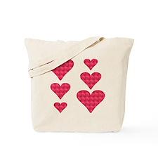 Cool Hearts Tote Bag