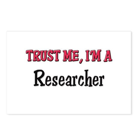 Trust Me I'm a Researcher Postcards (Package of 8)