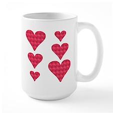 Cool Hearts Mug