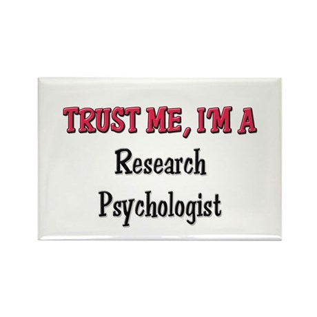 Trust Me I'm a Research Psychologist Rectangle Mag