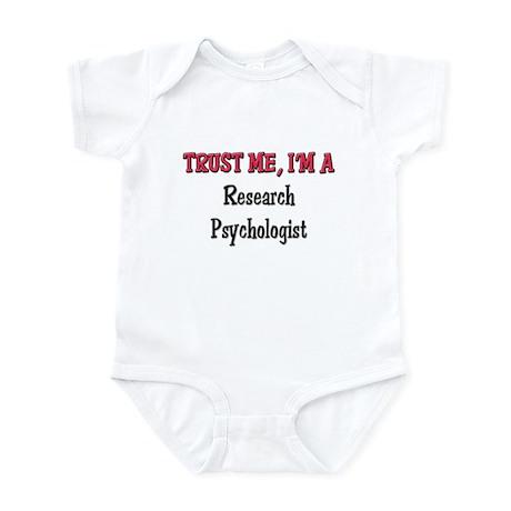 Trust Me I'm a Research Psychologist Infant Bodysu
