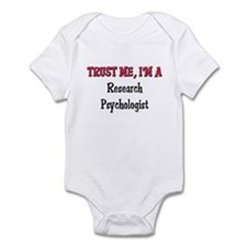 Trust Me I'm a Research Psychologist Infant Bodysu
