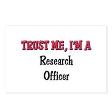 Trust Me I'm a Research Officer Postcards (Package