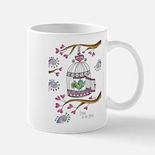 Smileys - Be You Bird Mugs