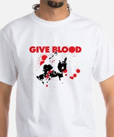 GIVE BLOOD MMA T-Shirt