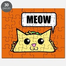 Taco Cat Meow OBG Puzzle