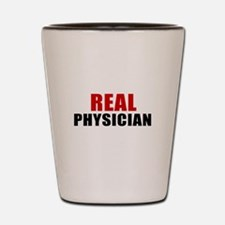 Real Physician Shot Glass